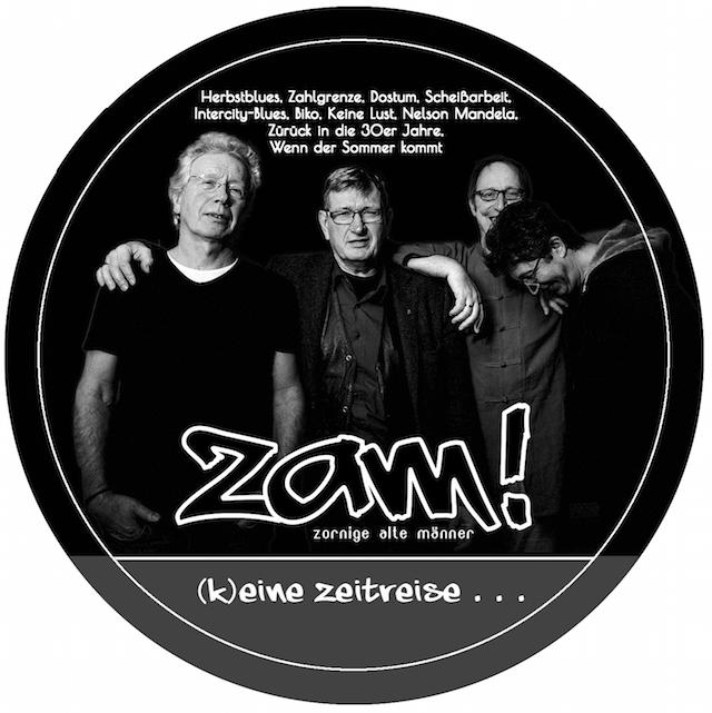 ZAM CD Label
